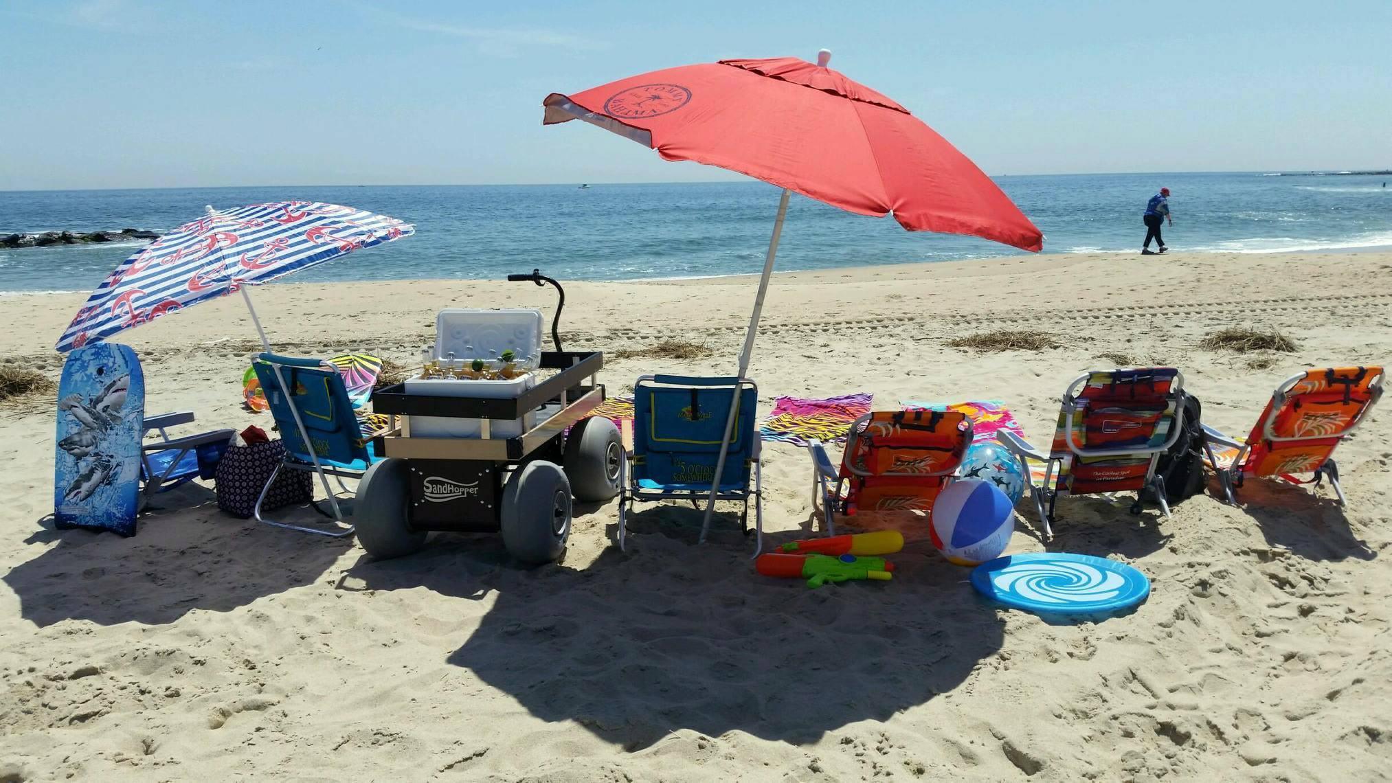 electric-beach-cart-at-the-beach2