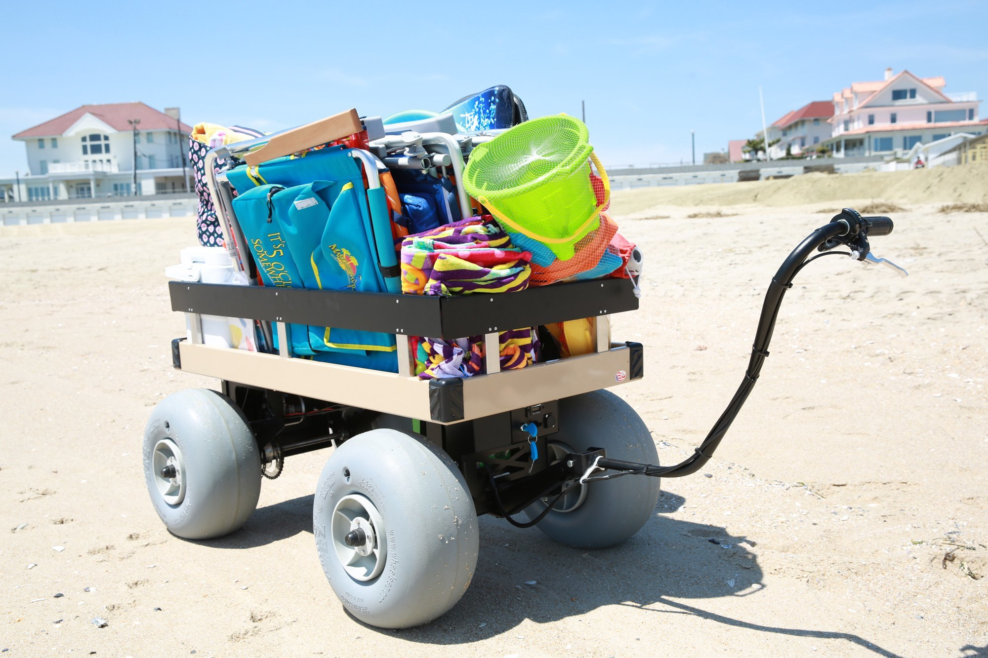 Electric Beach Cart - Electric Beach Cart
